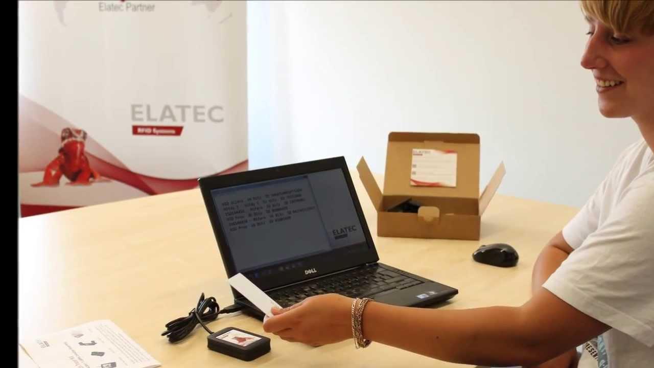 Elatec TWN4 MultiTech 2 BLE Desktop